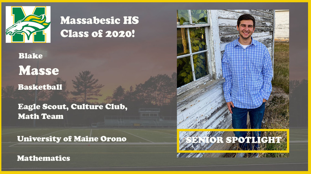Blake Masse Senior Spotlight