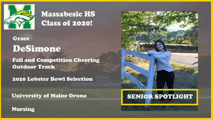 Grace DeSimone Senior Spotlight