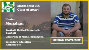Hunter Monihan Senior Spotlight