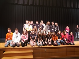 MHS One Act Performance impress at the One Act Festival