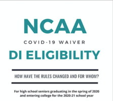 NCAA adjusts eligibility requirements