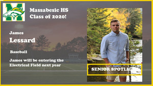 James Lessard Senior Spotlight