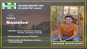 Jakob Saucier Senior Spotlight