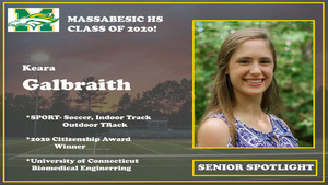 Keara Galbraith Senior Spotlight