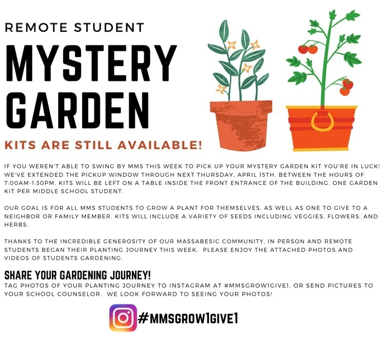 garden project information