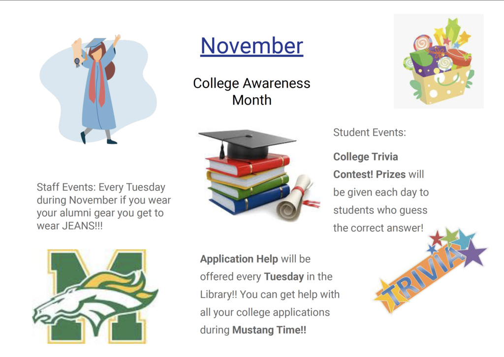 College Awareness Month