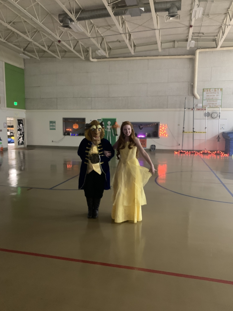 Beauty and the Beast awesome staff costumes