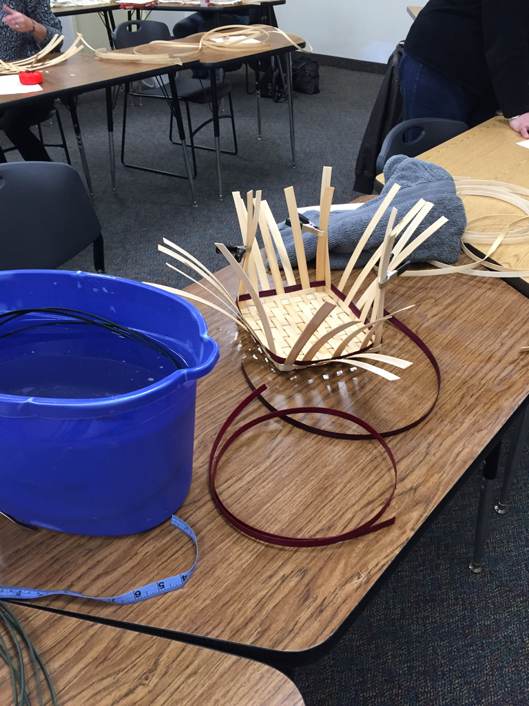 Materials for basket making
